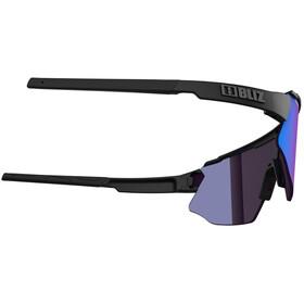 Bliz Breeze Nano Optics Nordic Light Glasses black/begonia with blue multi